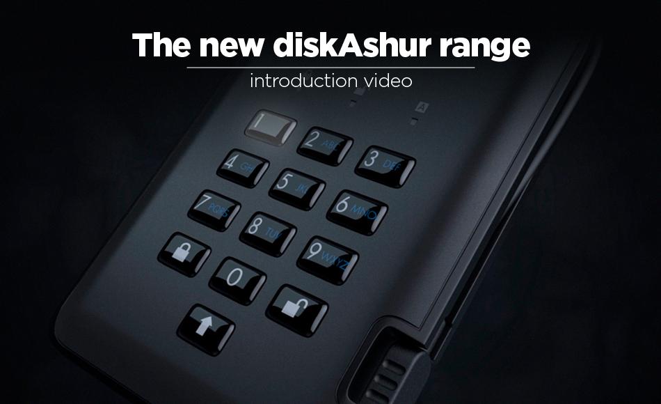 New diskAshur Range